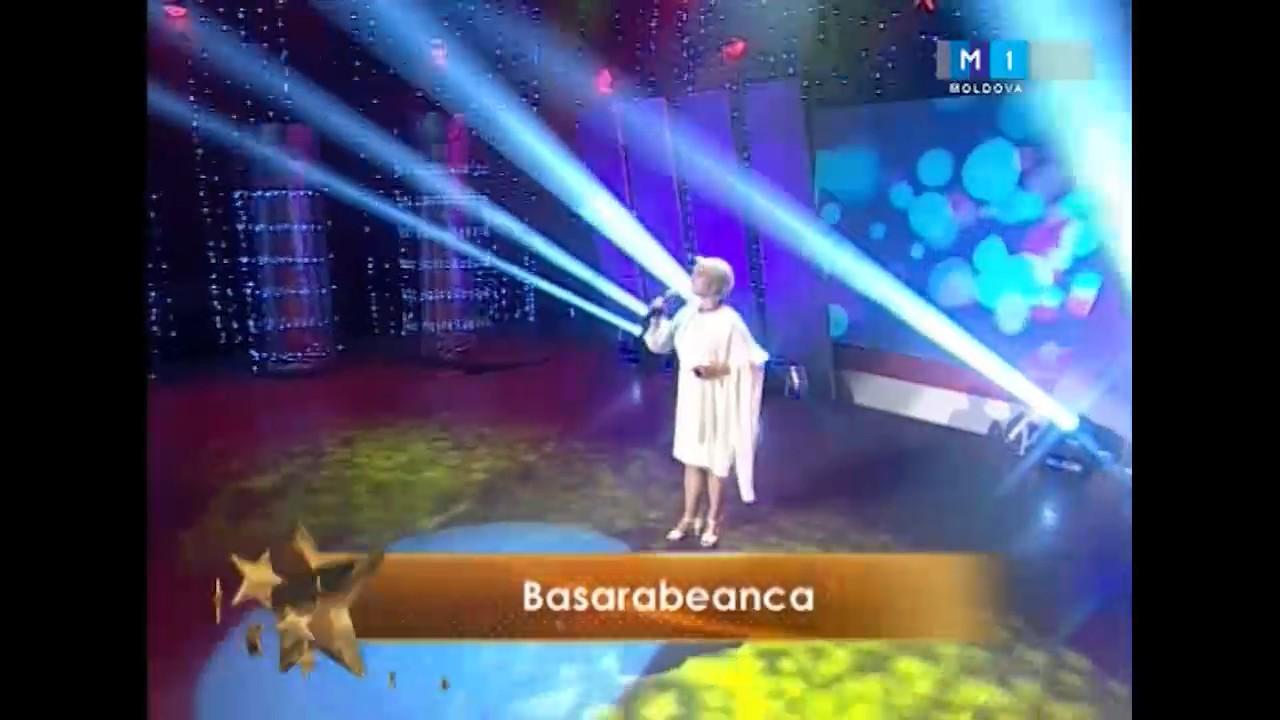Aurica Basarabeanca-cantecul Tzipa Pamantul-premiera TVM-5 iulie 2015 thumbnail