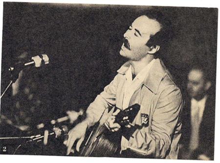 Tudor Gheorghe la Cenaclul Flacara-anul 1973-450px
