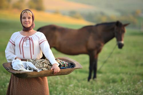 Basarabeanca-filmare la videoclipul Glia srabuna-2010
