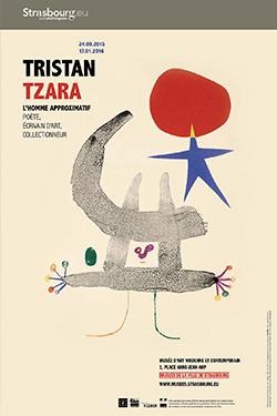DADA-Trstan Tzara-afish