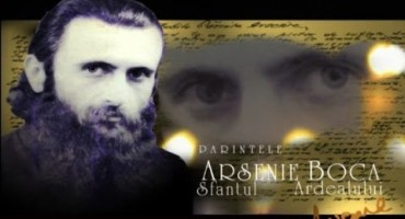 Film parintele Arsenie Boca-captura