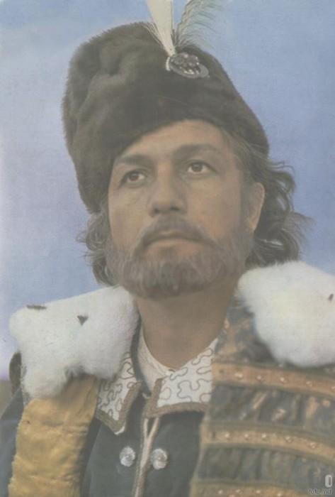 Mihai Volontir-Domnitorul Dimitrie Cantemir-1973