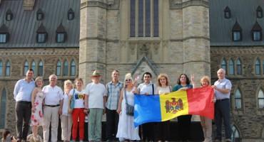 TVR Moldova de Ziua Limbii Române, cu Eugen Doga şi Luminiţa Dumbrăveanu