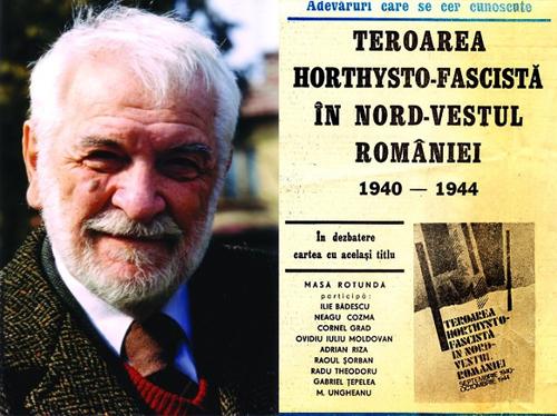 Raoul-Sorban-colaj-ziar dezbtere Teroarea Horthysta in Ardeal-500px