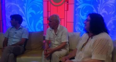 Flacara TV   TVM: Dialog cu Eugen Doga, Luminiţa Dumbrăveanu şi Teodor Guţu despre