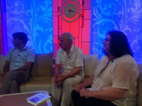Flacara TV | TVM: Dialog cu Eugen Doga, Luminiţa Dumbrăveanu şi Teodor Guţu despre