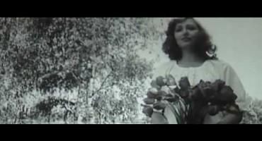Lidia Botezatu-flori-NOROC-captura din film Contemporanul-1980-