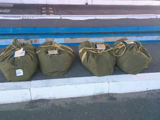 munitii rusesti pt teroristii din Transnistria 1