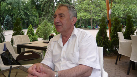 Ion Iovcev-inerviu pentru Romania Libera-450px