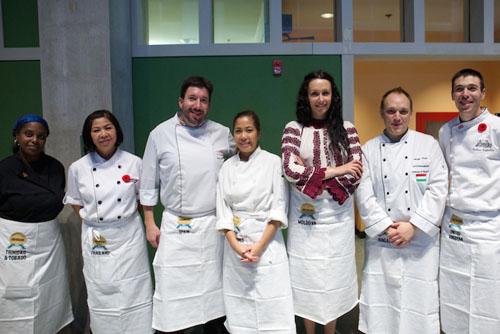 2015-11-04 IBD Foundation Embassy Chef Challenge http://bit.ly/2015IBDChef