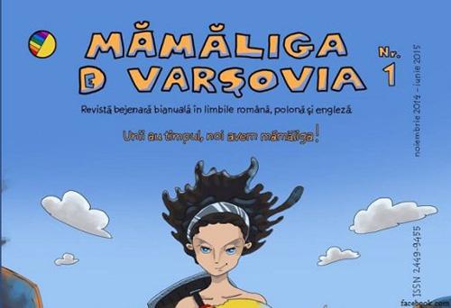 Revista Mamaliga de Varsovia-coperta-500px