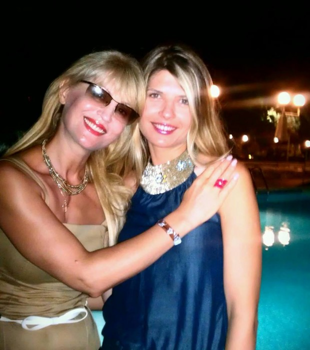 Silvia si Mihaela Chiriac Moldova