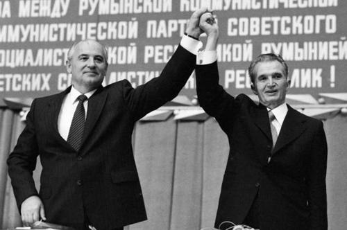 1-Ceausescu si Gorbaciov-500px