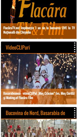 5-FlacaraTV-md pe tel mobil-LOGO-videoCLIPuri-Bucovina-din 25-12-2015