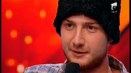 Andrei Ionita-captura X Factor-500px