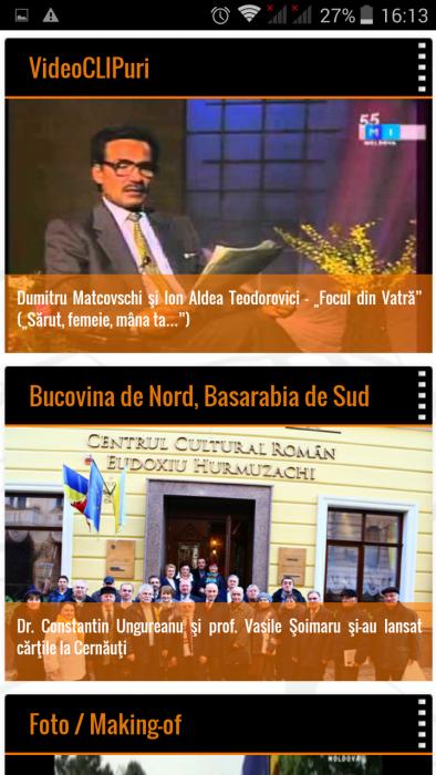 FlacaraTV-md pe tel mobil-videoCLIPuri-Bucovina-Making-of-din 25-12-2015