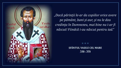 Sfantul Vasile cel Mare-foto pt haitura Badica Traian de Vlad Spanu