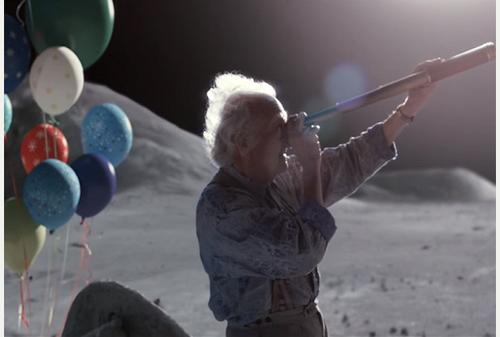 Spot de Craciun-Omul de pe Luna-mosul telescop-500px