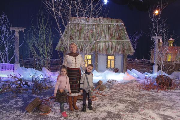 Basarabeanca-In casa romanului e Gradina Domnului filmari TVM-TRIO-09-01-2015-600px