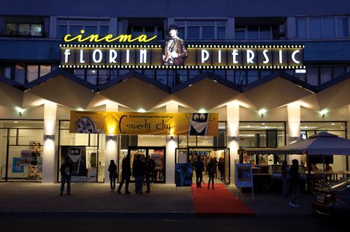 Cinematografului Florin Piersic din Cluj-500px