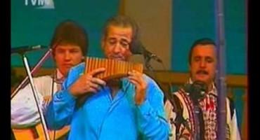 Gheorghe Zamfir la Chisinau 1990-captura video-500px
