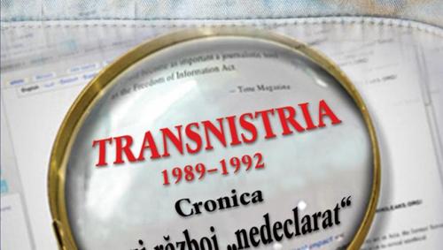 Ion Costa cartea Transnistria 1989-1992 Cronica unui razboi nedeclarat 1-500px