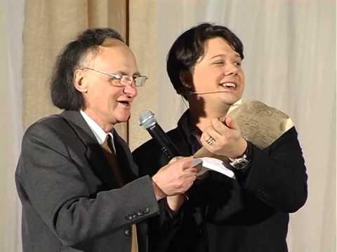Omagiu Gr.Vieru-Fuego-utlimele cadre cu marele poet-15-01-2009