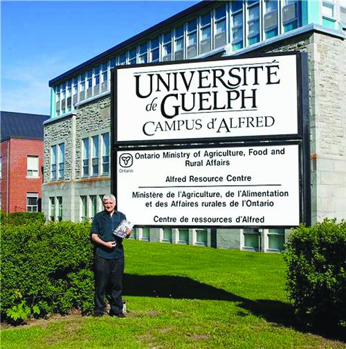 Vania Atudorei-savant roman din Canada-Universite de Guelph-500px