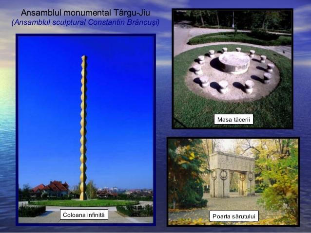 Brancusi-Targu Jiu-Complex muzeal-TRIO