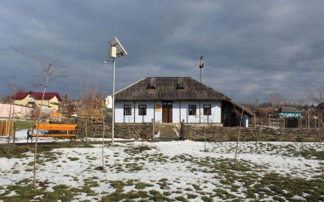 Casa memoriala a Patriarhului Teoctist din Tocileni FOTO Cosmin Zamfirache 646x404