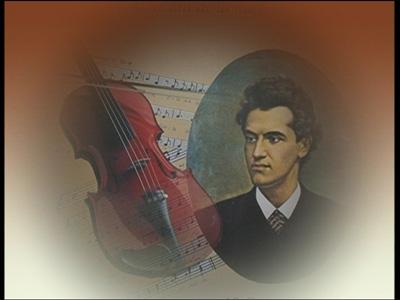 Ciprian Porumbescu-vioara colaj-400px
