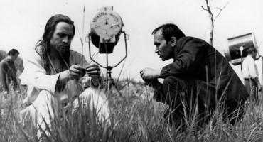 Gheorghe Voda si Ion Sandri Scurea-filmul Se cauta un paznic-1966-500px