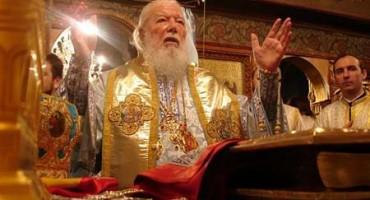 Patriarhul TEOCTIST-RUGA in alar-Trimite_Duhul_Tau_cel_Sfant-450px