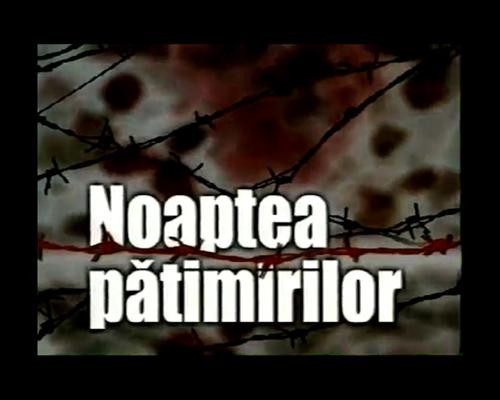 Valeriu Gafencu - Noaptea patimirilor film 1998-TITLU-500px