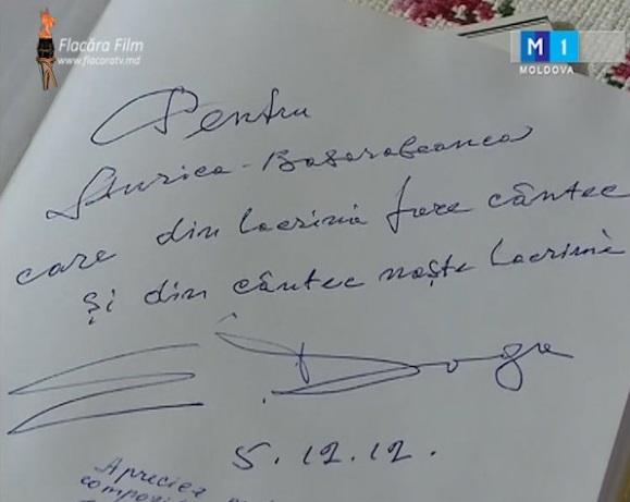 4-DOR-de-Basarabeanca-Silvia-Caraus-TVM-15-martie-2014-autograf-de-la-Eugen-Doga-700x560