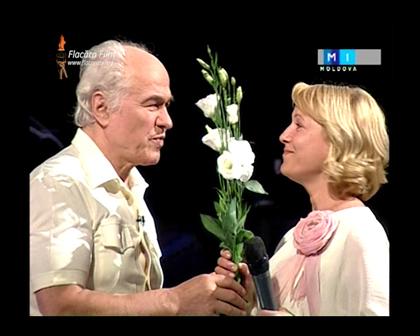 Basarabeanca-Nemarginire-dedicat lui Eugen Doga-iunie 2013-Flori de la Eugen Doga-aproape-420px-Still010