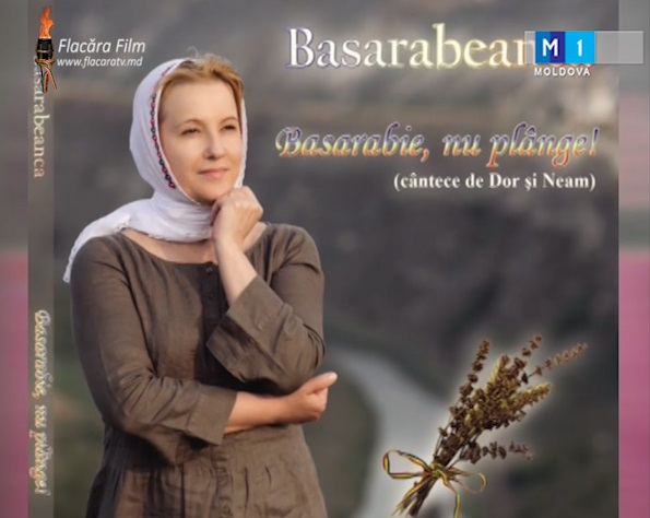 DOR de Basarabeanca-emisiune de Silvia-Caraus-TVM-15-martie-2014-CD-2