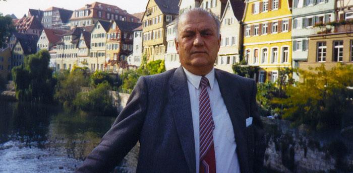 Eugeniu Coseriu-lingvist-originar din Mihaileni-Basarabia