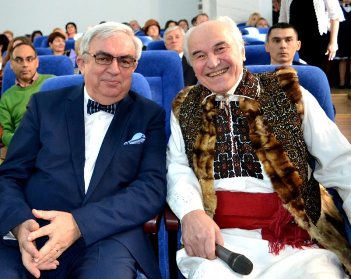 Gheorghe Duca si Eugen Doga la ASM-toamna 2015-800px