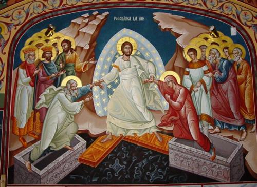 Hristos-Coborarea-la-iad-rascumpararea pacatului lui Adam si Eva-500px