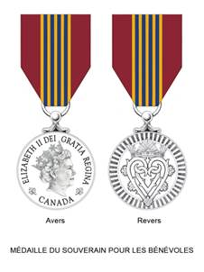 Vania Atudorei-Canada Medalie de la Regina Angliei-martie 2016