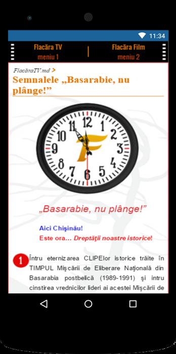 03-FlacaraTV-versiunea tel mobile-Ceasul Marii Adunari Nationale-final