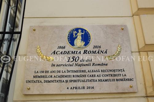 06-04-2016-Academia-Romana-150-ani-placa comemorativa-foto Eugenia Tofan-500px
