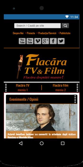 09-FlacaraTV-versiunea tel mobile LOGO Flacara-final