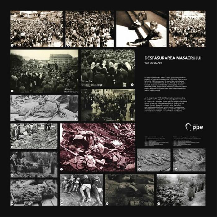 1-Expozitie-Masacrul Fantana Alba-Bruxelles-5 apr 2016 desfasurarea_masacrului
