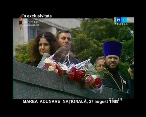 Flacara Film-MAN 1989-Nicolae Sulac-discurs 27 august 1989-LLari-Oboroc-Buburuz-500px