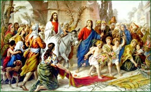 Florii-Intrarea Lui Hristos in Ierusalim-500px