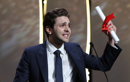 Cannes 2016-Xavier Dolan-Grand Prix-22 mai 2016-500px