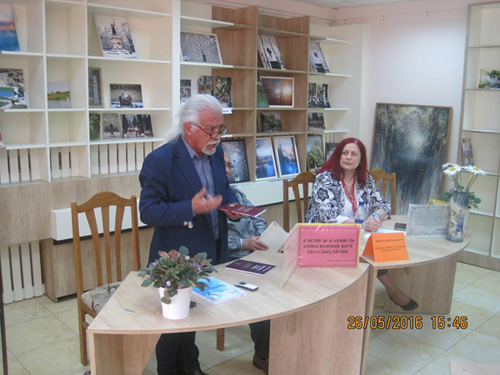 Lansare carte Eminescu in spaniola-Elena Dabija-Mario Castro Navarrete-500px