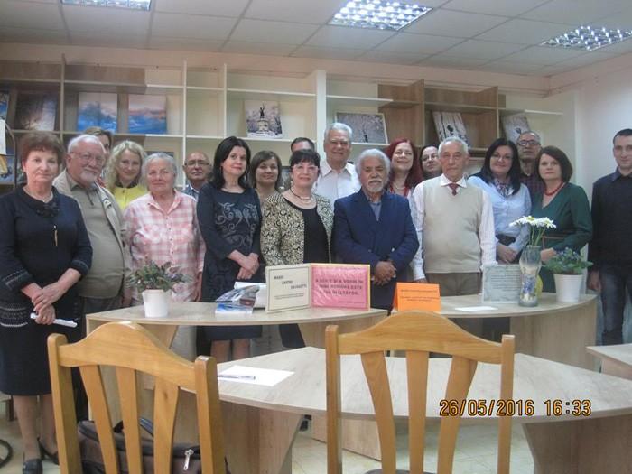 Lansare carte Eminescu in spaniola-foto de GRUP-700px